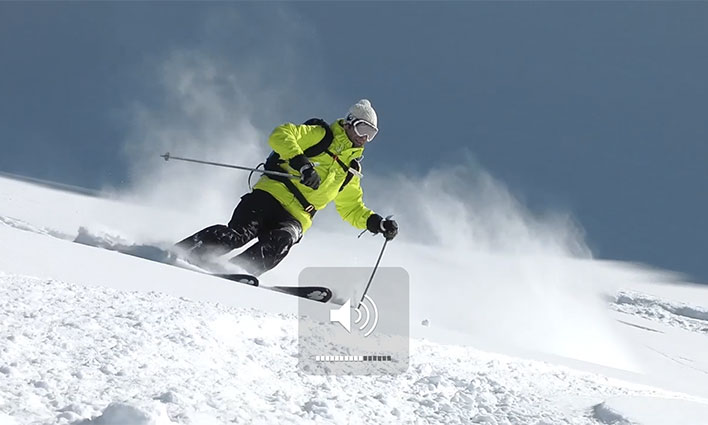 Le Domaine skiable de l'Alpe d'Huez en vidéo
