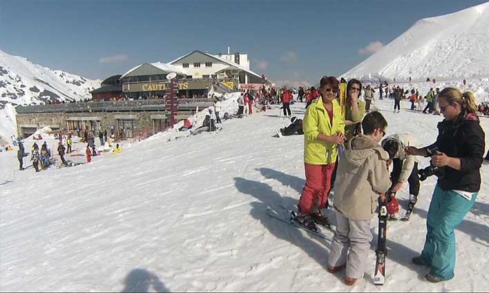 Domaine skiable de Cauterets