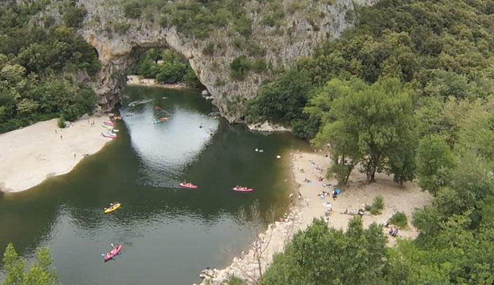 Location - Vallon-Pont-d'Arc - Rhône-Alpes - Résidence Le Domaine de Chames