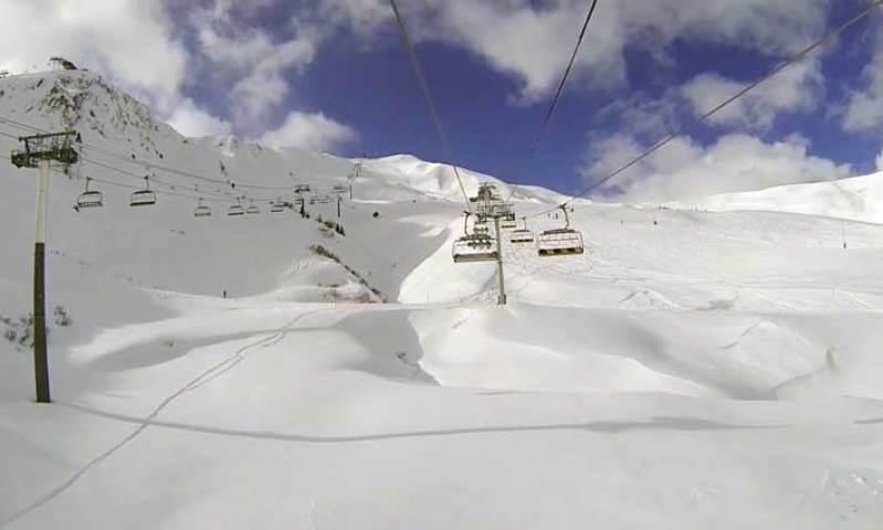 Domaine skiable de la Toussuire - Les Sybelles