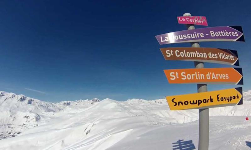 Domaine Skiable Le Corbier - Les Sybelles