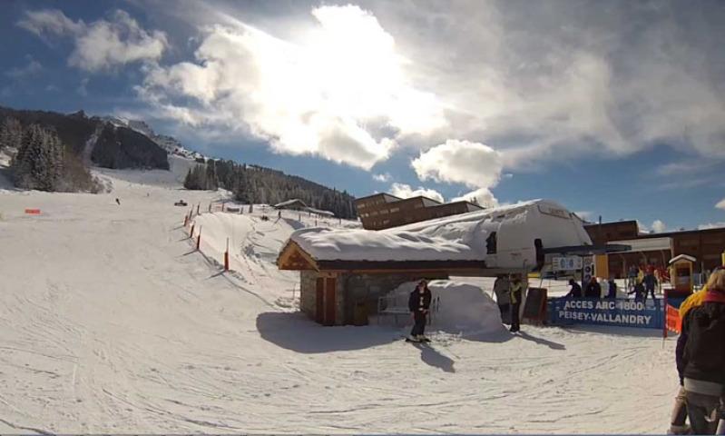 Le domaine skiable des Arcs : Paradiski
