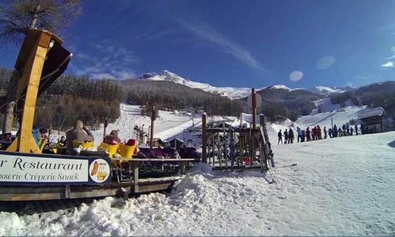 Domaine skiable des Orres