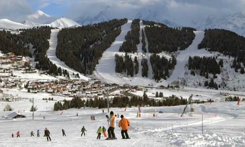 Domaine skiable Les Saisies - Espace Diamant