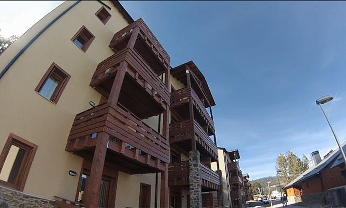 Location - Les Angles - Midi-Pyrénées - Résidence Club MMV Les Chalets de l'Isard