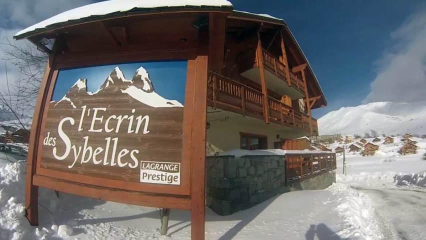 Location - La Toussuire - Rhône-Alpes - Résidence Lagrange Prestige l'Ecrin des Sybelles