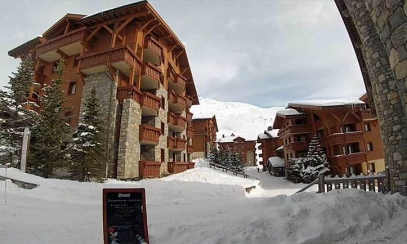 Location - Les Ménuires - Rhône-Alpes - Résidence Pierre et Vacances Premium Les Alpages de Reberty