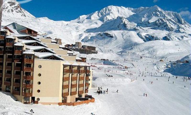 Location - Val Thorens - Rhône-Alpes - Résidence Pierre et Vacances Les Temples du Soleil