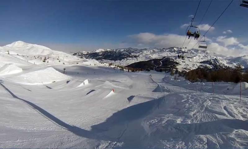 Domaine skiable de Risoul