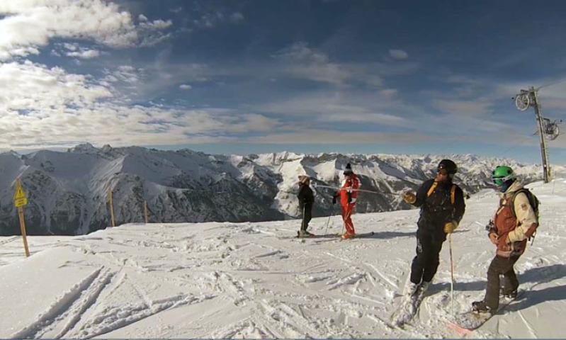 Domaine skiable de Saint-Véran