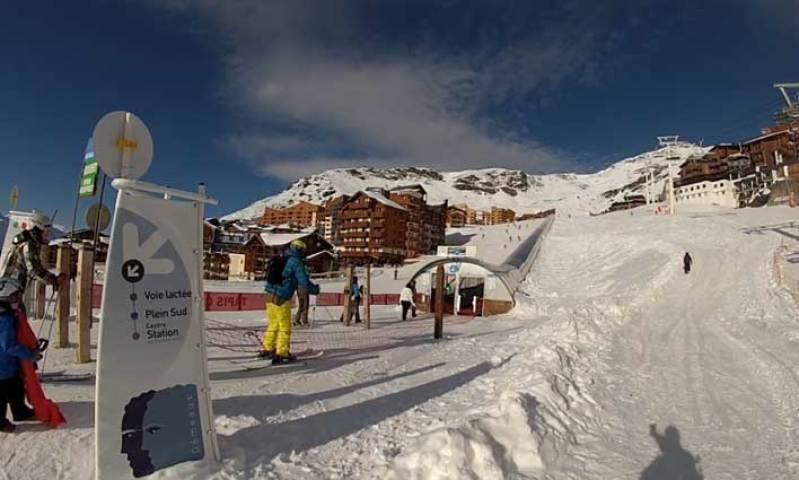 Domaine skiable de Val Thorens