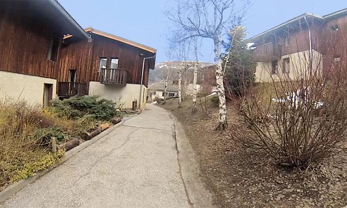 Location - Montchavin les Coches - Rhône-Alpes - Village Vacances VVF Montchavin La Plagne