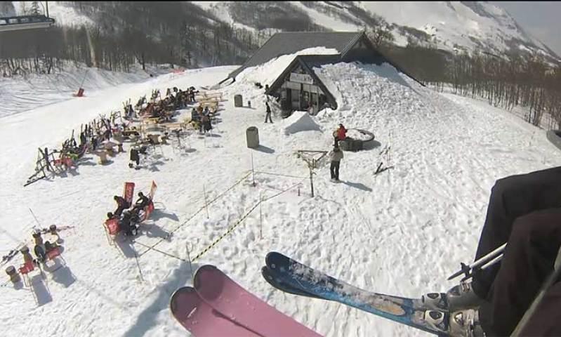 Domaine skiable de Gourette