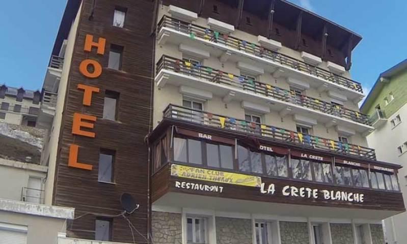 Location - La Mongie - Midi-Pyrénées - Hôtel Crête Blanche