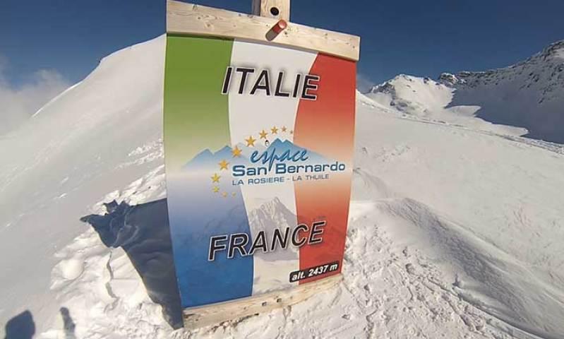 Domaine skiable de la Rosière