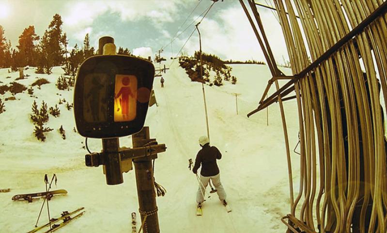 Que faire au ski ? Découvrir le métier de perchman