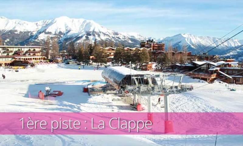 Domaine skiable de Pra Loup