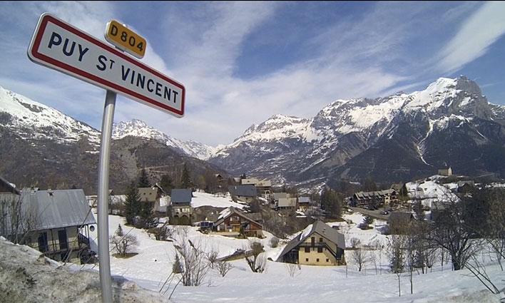 Puy-Saint-Vincent en vidéo