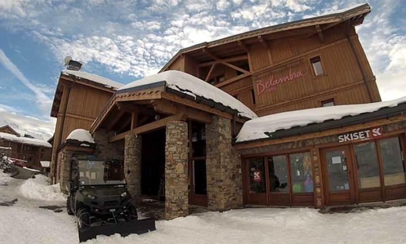 Location - Les Ménuires - Rhône-Alpes - Belambra Club Le Hameau des Airelles
