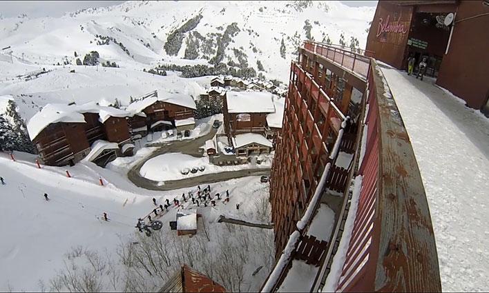 Location - Arc 2000 - Rhône-Alpes - Belambra Club L'Aiguille Rouge