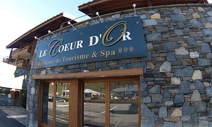 Location - Bourg-Saint-Maurice - Rhône-Alpes - Résidence CGH le Coeur d'Or