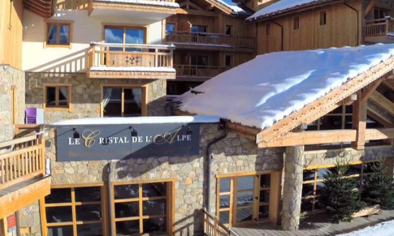Location - L'Alpe-d'Huez - Rhône-Alpes - Résidence CGH Le Cristal de l'Alpe