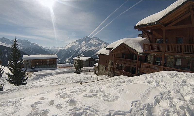 Location - La Rosière - Rhône-Alpes - Résidence CGH Les Cimes Blanches