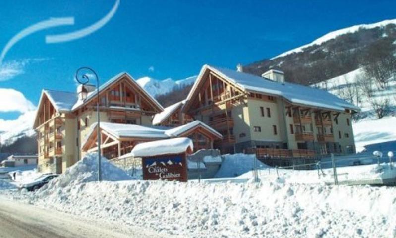 Location - Valloire - Rhône-Alpes - Résidence Lagrange Prestige Les Châlets du Galibier
