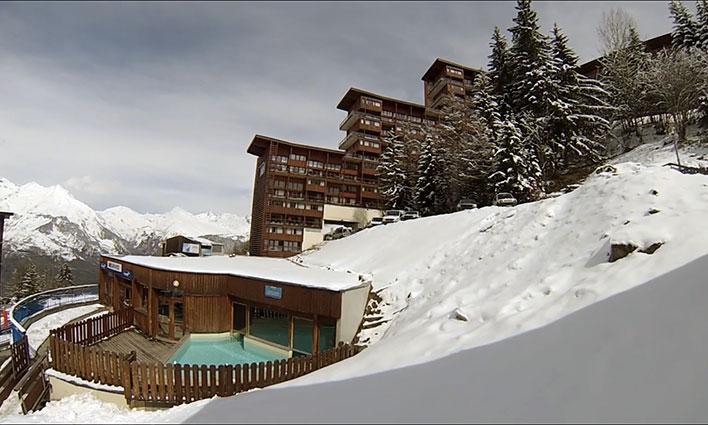 Location - Arc 1600 - Rhône-Alpes - Résidence Lagrange Prestige Le Roc Belle Face