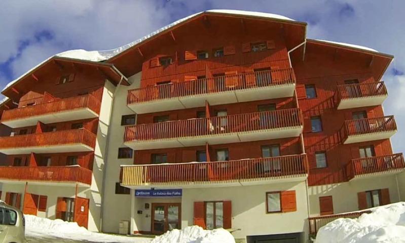 Location - Albiez-Montrond - Rhône-Alpes - Résidence Goelia le Relais des Pistes