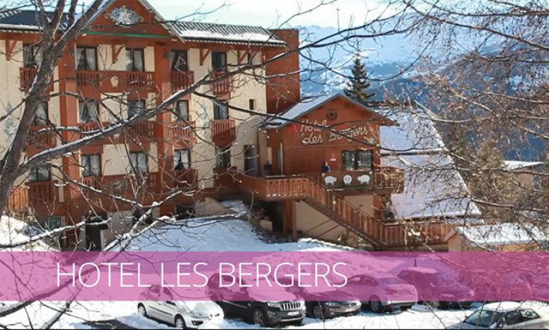 Location - Résidence Les Bergers Resort - Pra-Loup - Provence-Alpes-Côte d'Azur - France