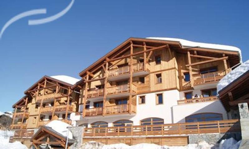 Location - Les Saisies - Rhône-Alpes - Résidence Le Village des Lapons Lagrange Prestige
