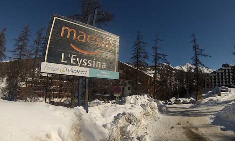 Résidence Maeva L'Eyssina