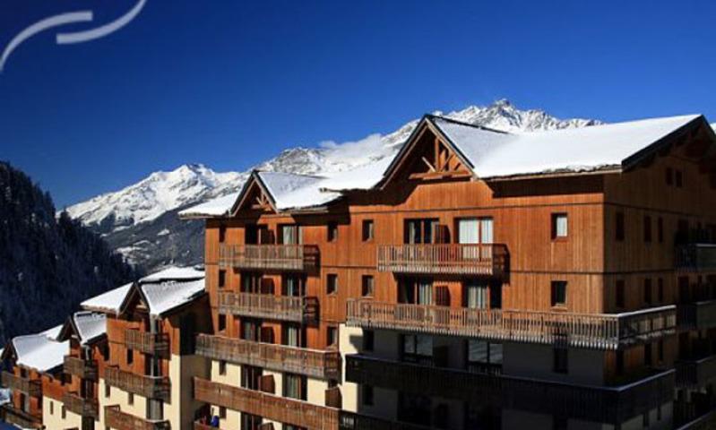 Location - Résidence Le Cheval Blanc - Valfréjus - Rhône-Alpes - France