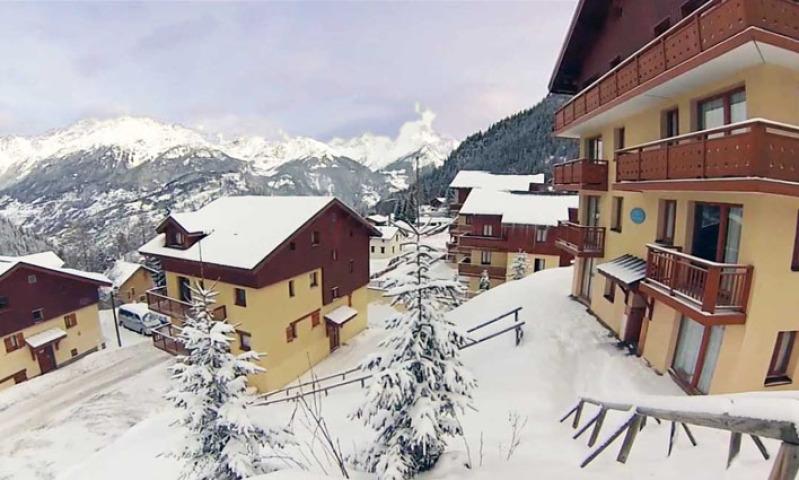 Location - Valfréjus - Rhône-Alpes - Résidence Les Chalets d'Arrondaz