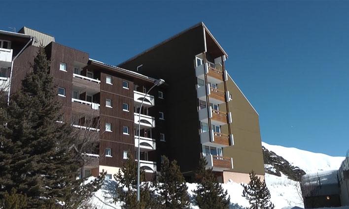 Location - L'Alpe-d'Huez - Rhône-Alpes - Résidence Pierre et Vacances Les Horizons d'Huez