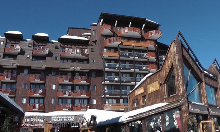 Location - L'Alpe-d'Huez - Rhône-Alpes - Résidence Pierre et Vacances L'Ours Blanc