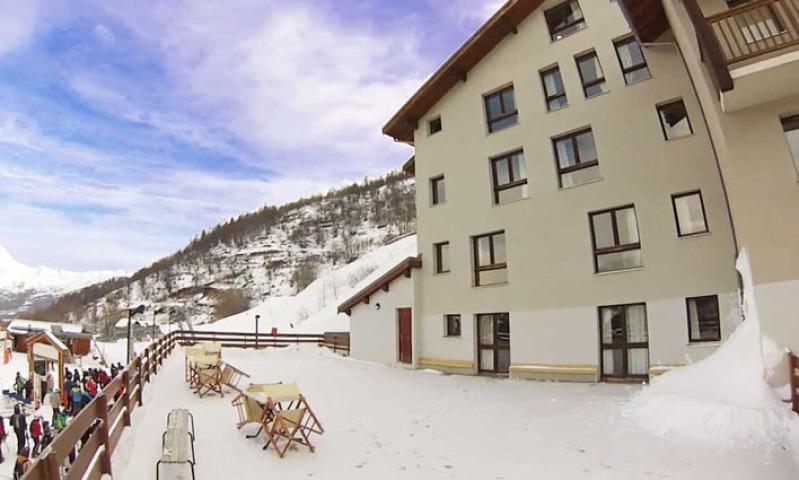 Location - Valmeinier - Rhône-Alpes - Village Club Les Angeliers