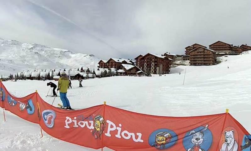 Domaine skiable de Saint-Martin-de-Belleville