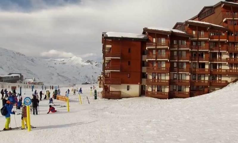 Location - Résidence Le Cheval Blanc - Val Thorens - Rhône-Alpes - France